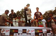 Mojon Race 2015 Podio Amateur DH