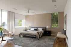 Santa Mônica, LA, Califórnia  Contrução: John Freidman e Alice Kin; Atualização: Disc Interiors