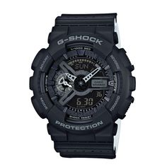 Crisp and rugged new GA-110LP-1AER from the one and only G-Shock.