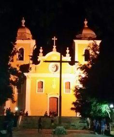 Igreja Matriz de São Thomé  - São Thomé das letras -MG