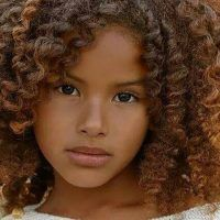 Kids with Beautiful Eyes! Black Is Beautiful, Beautiful Eyes, Simply Beautiful, Beautiful People, Gorgeous Girl, Precious Children, Beautiful Children, Beautiful Babies, Curly Hair Styles