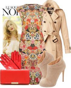 """le soleil noir."" by frenchgraffiti on Polyvore"