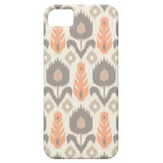 Ikat Pattern iPhone 5 Case #zazzle #iphone #iphonecase