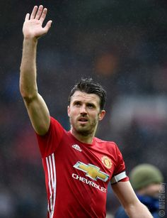 Michael Carrick, Manchester United (Captain 2017) What I've been saying about Carrick for 10yrs and finally getting the recognition he deserves.
