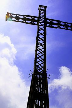 Mighty is the POWER of the cross.