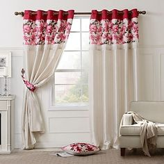 Rod Pocket Grommet Top Tab Top Double Pleated Pencil Pleated Two Panels  Curtain Country Modern Neoclassical Mediterranean European Living
