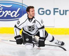 Mike RIchards #10 Los Angeles Kings
