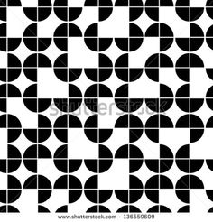 Seamless geometric pattern with monochrome elements, vector abstract background. by Goldenarts, via Shutterstock Abstract Line Art, Abstract Shapes, Geometric Patterns, Textured Wallpaper, Textured Background, Art Abstrait Ligne, Pattern Images, Elements Of Design, Beautiful Textures