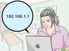 How to Connect Two Routers. This wikiHow teaches you how to connect two routers together. By connecting your routers, you can extend both the range and the maximum number of connections that your Internet can handle. Computer Router, Internet Router, Modem Router, Wifi Router, Computer Repair, Technology Hacks, Computer Technology, Computer Programming, Web Browser