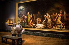 Cidade de Detroit pretende vender obras de arte para pagar dívidas | #BelasArtes, #Detroit, #Falência