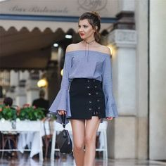 Top 10 Latest Casual Fashion Trends This Summer Lovely soft colors and details. The Best of summer outfits in Ulzzang Fashion, Kpop Fashion, Cute Fashion, Girl Fashion, Fashion Outfits, Fashion Clothes, Latest Summer Fashion, Korean Fashion Summer, Asian Fashion