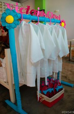 Cute spa party idea's... If I have a little girl some day