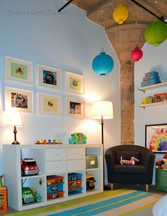 Living Pretty: Big Boy Room: Source List & Budget Breakdown