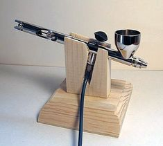 Badger Patriot Review - Don's Airbrush Tips #WoodworkingTools