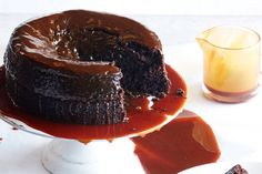 Four words: Salted. Caramel. Chocolate. Cake. Need we say more? Even better, the recipe comes from Top Chef favorite Fabio Viviani, whose latest cookbook—Fabio's 30-Minute Italian—is all about making delicious, stress-free meals.