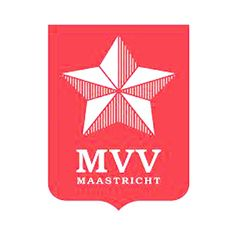 MVV Maastricht of Holland crest. Mechanic Gloves, Work Gloves, Sports Clubs, Team Logo, Soccer, Logos, Badges, Herb, Holland