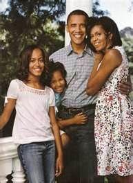 President Obama Family
