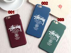 ステューシー STUSSY iPhone7 plusケース落書き ペアケース