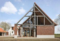 Дом CG (CG House) в Бельгии от Architecten de vylder vinck taillieu.