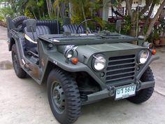 Ford M151 Mutt
