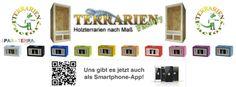 Uns gibt es jetzt auch als #App ! Jetzt #kostenlose TerrarienApp von #Terrarien Factory im #AppStore holen.