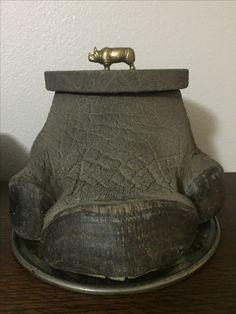 Rhino Foot Box.
