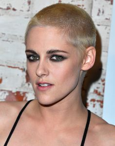 Check Out Kristen Stewart's Radical New Hairstyle