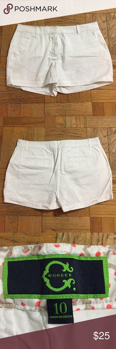 White C Wonder shorts Only wore couple of times!!!White C Wonder shorts Shorts