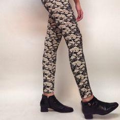 Gotta pack some florals - #willowclay sophia skinnies...#shot by @huntergatherershop #shopping #fashion #fun www.willowclay.com