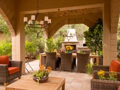 Relive Jason Cameron's best makeovers from the show plus get ideas for your own yard with these incredible transformations from DIY Network's America's Most Desperate Landscape. Outdoor Rooms, Outdoor Gardens, Outdoor Living, Outdoor Decor, Outdoor Furniture, Pool Kings, Diy Terrasse, Diy Patio, Patio Ideas