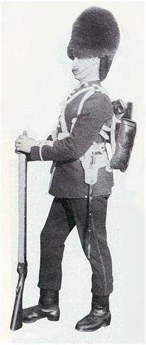 Scots Guards Private c1878