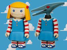 トイストーリーTOY STORY キューブリックセットB/シド&スカッドトイズNo,000おもちゃのあくむ - BANDIT- Selected Toys