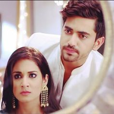 Awww angry love!!! Tv Couples, Couples Images, Celebrity Couples, Love Couple Images, Love Images, Couple Photos, Indian Drama, Zain Imam, Bollywood Stars