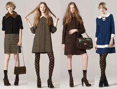 Fall fashion. Mod Squad