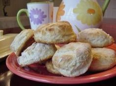 Simple Biscuits and Scones - The simple biscuit recipes here are very easy