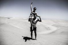 Parasailing, Canario, Dune, Darth Vader, Photo And Video, Park, Beach, Instagram, Maspalomas