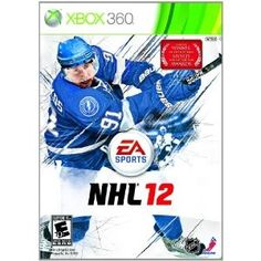 Product DescriptionNHL 12 is EA Sports annual hockey video game that puts players on the ice with the ultimate goal to become the next great superstar of the hockey world as you lead your team to a Stanley Cup championship. Features include a new full contact physics engine, Anticipation AI, the ability to take control of a team in 'Be a GM' mode, a comprehensive career mode, all-new dynamic goalie interaction that includes the ability of goalies to fight, the NHL's Winter Cl