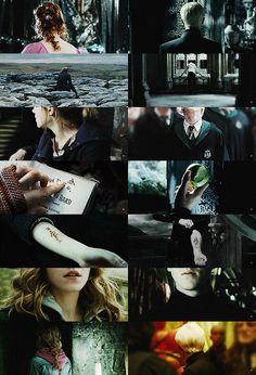 draco hermione | Tumblr