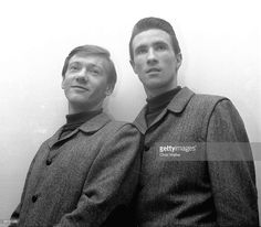 Righteous Brothers 1965 Bobby Hatfield & Bill Medley © Chris Walter