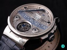 Review: The amazing Ulysse Nardin Grand Deck Marine Tourbillon