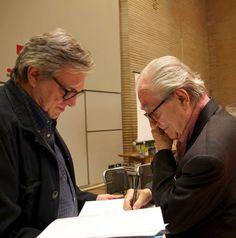 Gualtiero Marchesi (Milano, 19 marzo 1930 – Milano, 26 dicembre 2017)