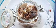 Risotto alla pescatora in bianco in vasocottura