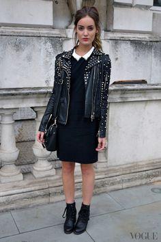 journaldelamode:        London Fashion Week SS 2013, streetstyle