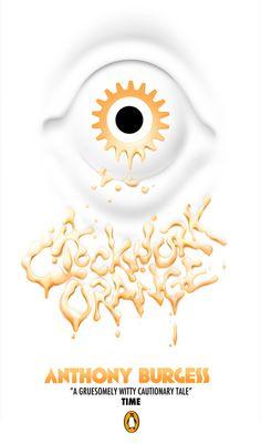 A Clockwork Orange by Alex Trochut