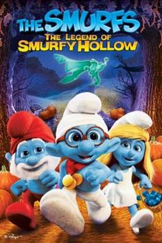 The Smurfs The Legend of Smurfy Hollow 2013, film online subtitrat in Romana | Cr3ative Zone