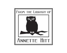 the owl in ex libris - Google Search