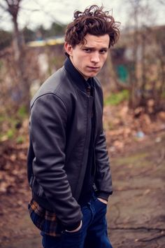 I want to be in my early twenties and marry Tom Holland.