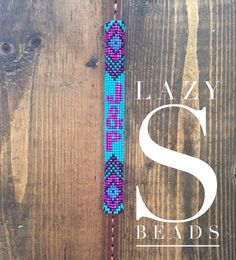 Custom Beaded Over and under by Lazysbeads on Etsy