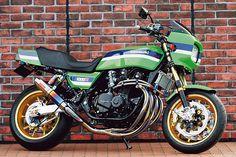 Racing Cafè: Kawasaki Z 1000R No.011 by Bull Dock