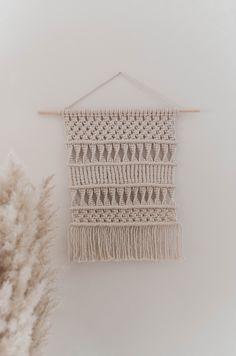Bohemian home decor Crochet Top, Macrame, Bohemian, Wall, House, Ideas, Home Decor, Decoration Home, Home